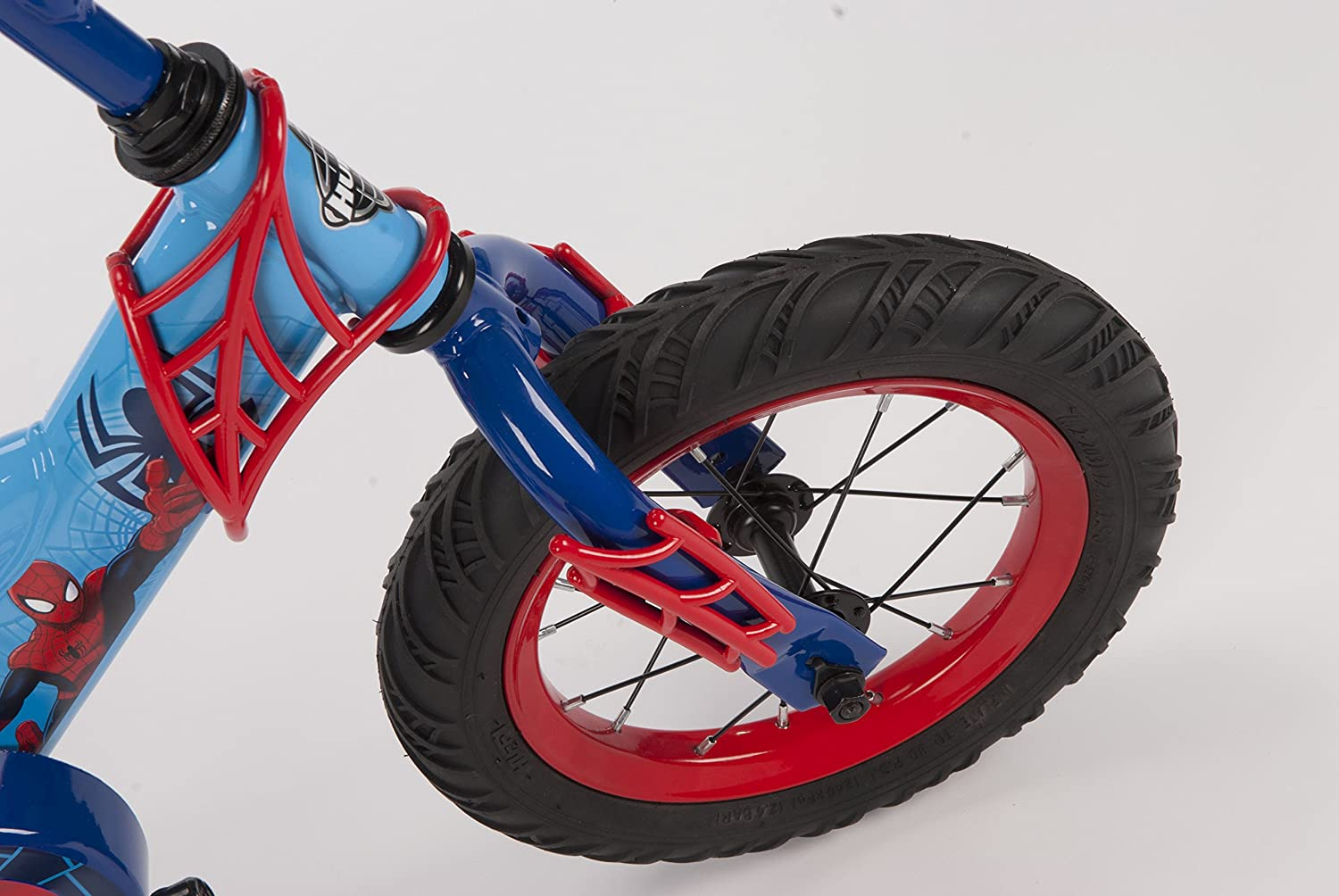 Amazon.com: Bicicleta de Marvel Spider-Man de 12 pulgadas ...