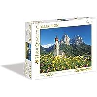 Clementoni 31997 Sud Tirolo 1500 Parça Puzzle