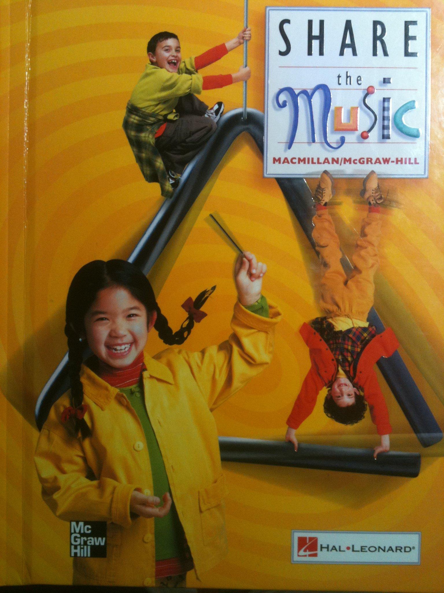 Share the Music: Grade 1