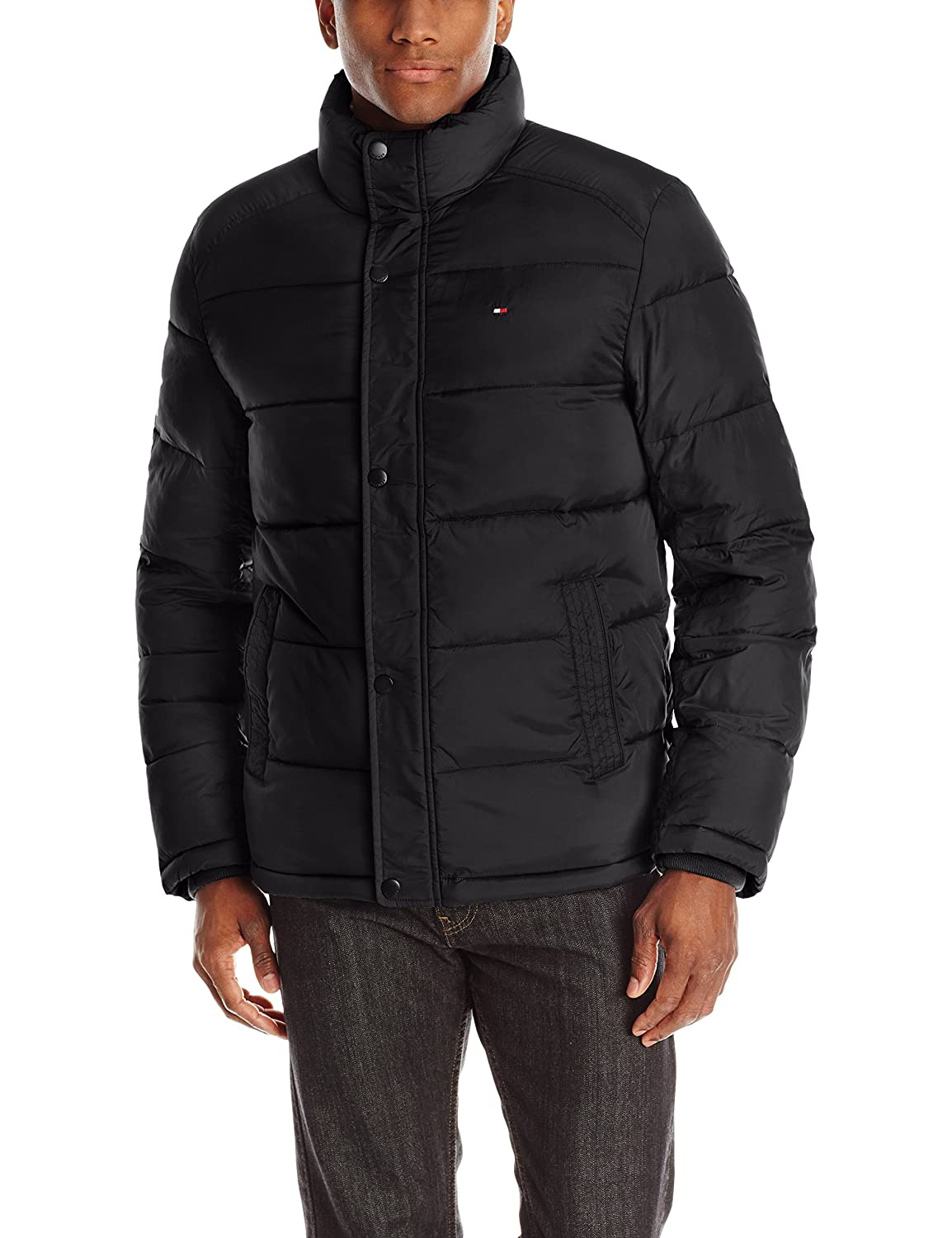 Tommy Hilfiger Men S Classic Puffer Jacket Amazon Ca Clothing