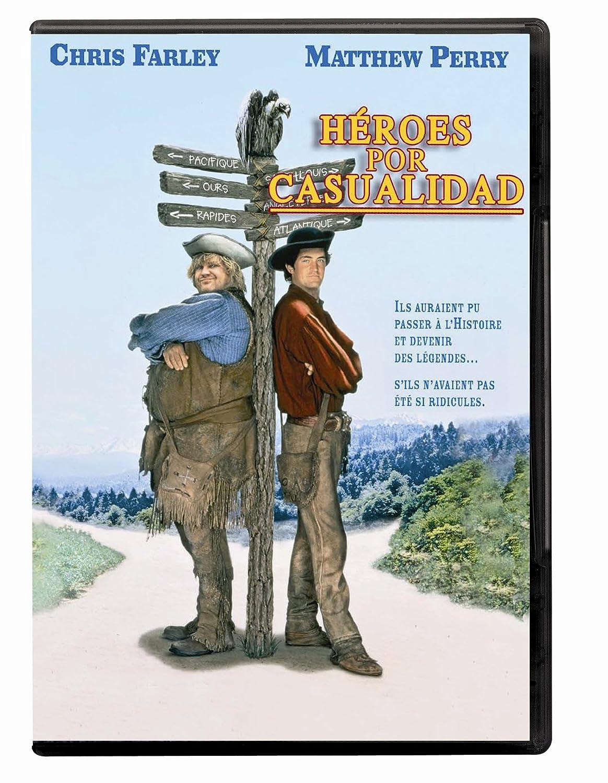 Heroes por casualidad [DVD]: Amazon.es: Chris Farley ...