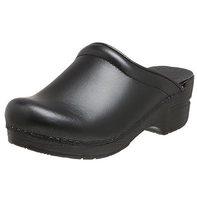 Dansko Women's 'Sonja' Leather Clog wV6wd
