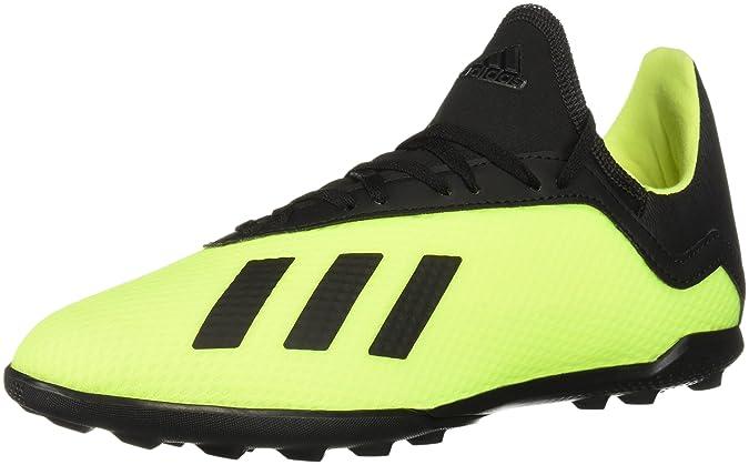 714bbfaf3 adidas Boys  X Tango 18.3 Turf Soccer Shoes  Amazon.ca  Shoes   Handbags