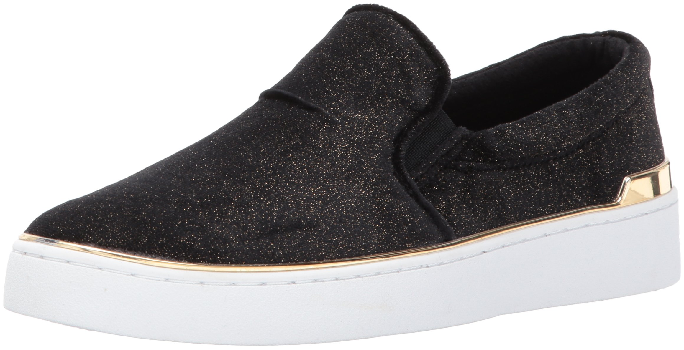 GUESS Women's DEANDA3 Sneaker, Black 962, 8 Medium US