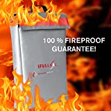 Fireproof and Waterproof Money and Important