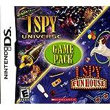 I SPY Universe/I SPY Fun House Game Pack - Nintendo DS