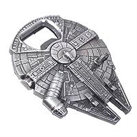 Apribottiglie di metallo Star Wars Millenium Falcon