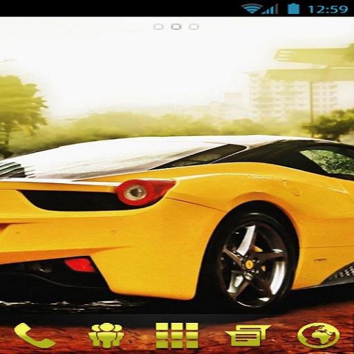 Yellow Theme (Go Launcher Next Launcher) (Best Go Launcher Themes)