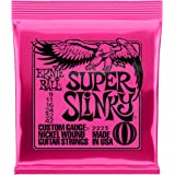 Ernie Ball Super Slinky Nickel Wound Set.009 - .042