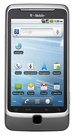 Amazon.com: T-Mobile G2 with Google Android Phone (T-Mobile): Cell