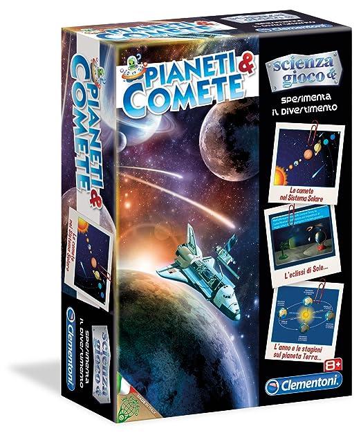 21 opinioni per Clementoni 13849- Sperimenta il Divertimento: Pianeti e Comete