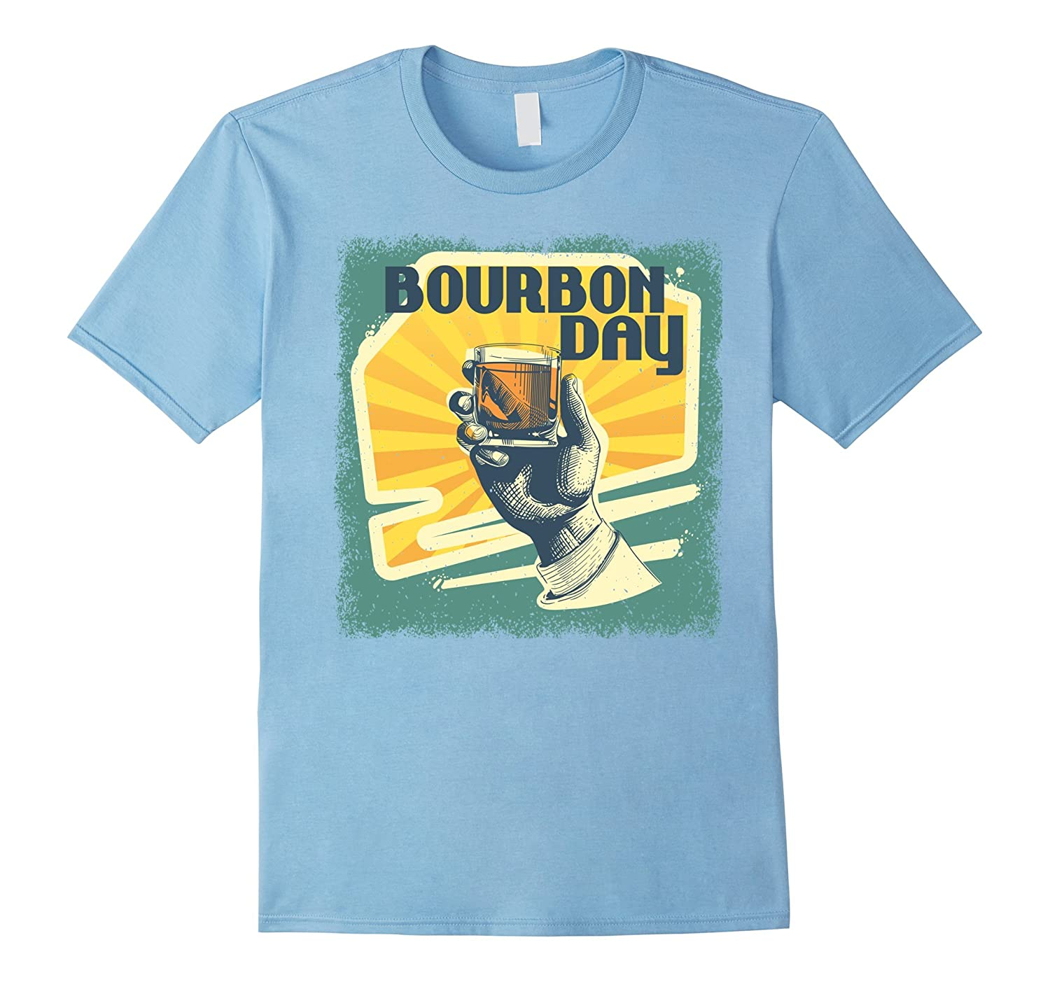 14th June - Bourbon Day Shirt-CD