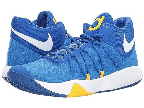 scarpe kd 5 uomo blu