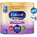 6-Pack Enfamil NeuroPro Gentlease Infant Formula 20oz Tub