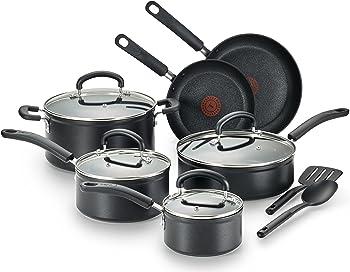 T-fal C561SC Nonstick Cookware Sets