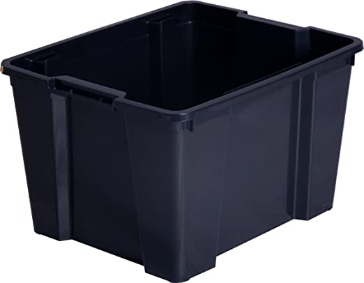 Caja de almacenamiento, caja de almacenaje, caja con asas, caja ...