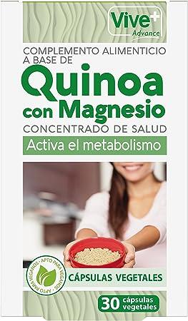 Vive+ Advance Quínoa, Suplemento Alimenticio - 3 Paquetes de ...