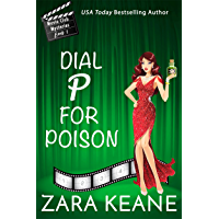 Dial P For Poison (Movie Club Mysteries, Book 1): An Irish Cozy Mystery (English Edition)