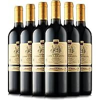 法国拉玛特雄狮堡 西南加亚克小产区 18月橡木桶陈酿 家族酒庄酿制 城堡级干红葡萄酒整箱750ml*6