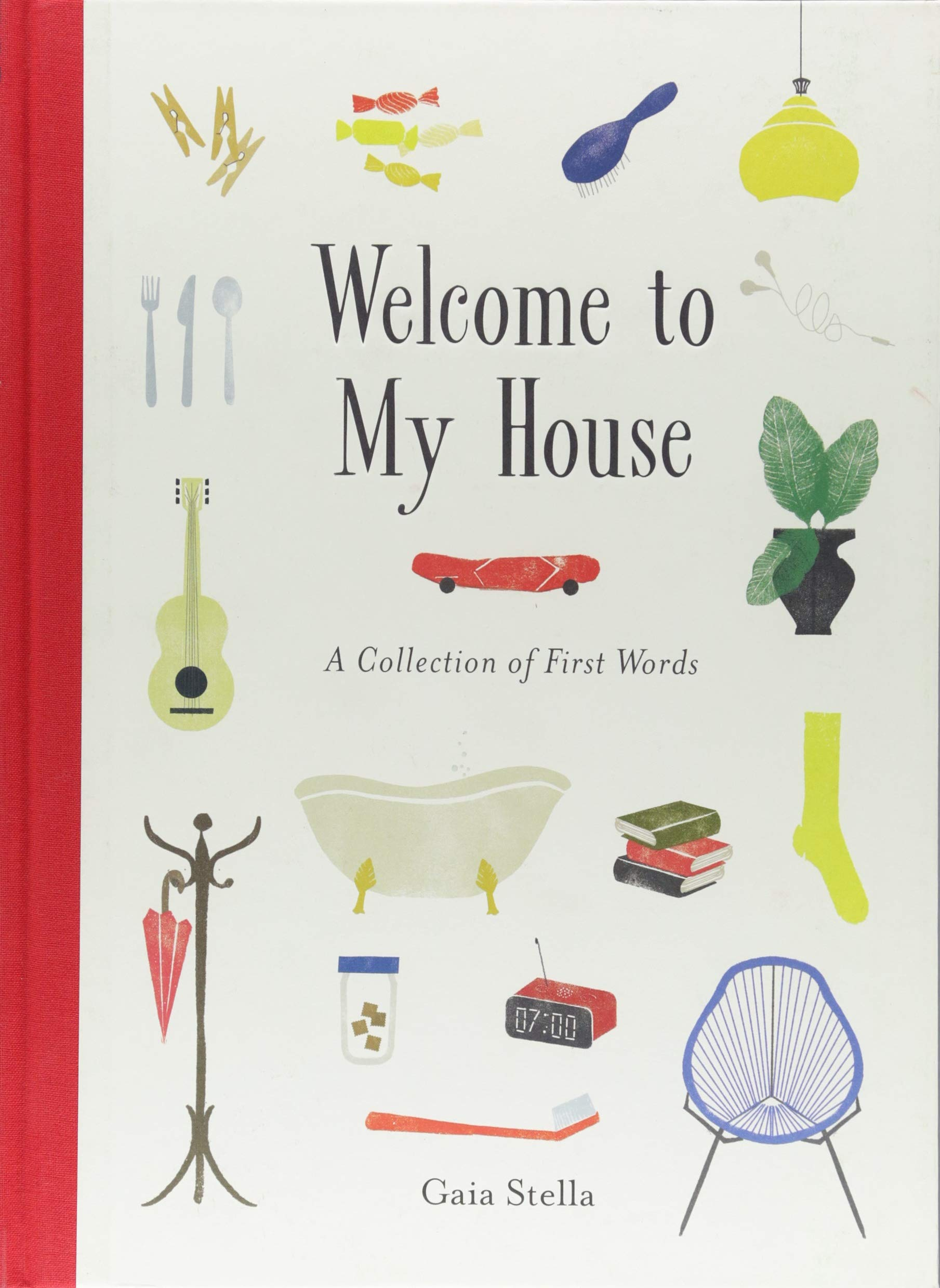 Download Welcome to My House: A Collection of First Words PDF