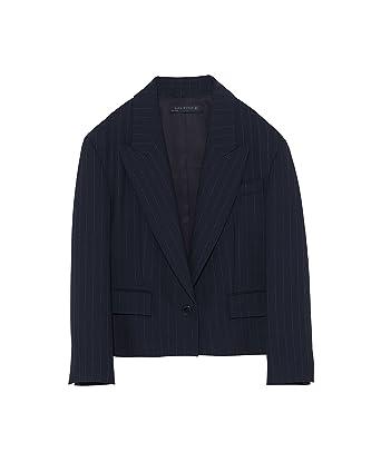 à Veste Vêtements Rayures Et Zara Tennis Femme 8030816 q14EnP
