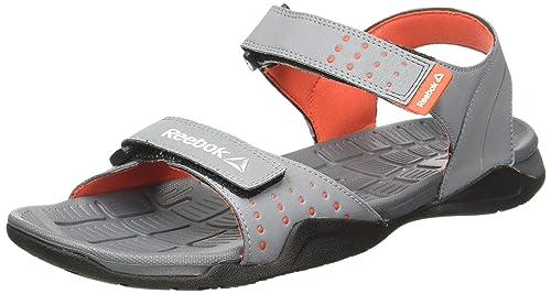 88886f44a769e Reebok Men s Z Stunner Dust Carotene Metsil Wht Sandals - 7 UK India ...