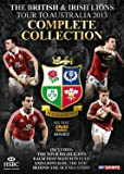 The British & Irish Lions 2013: The Complete Collection (6 DVD)