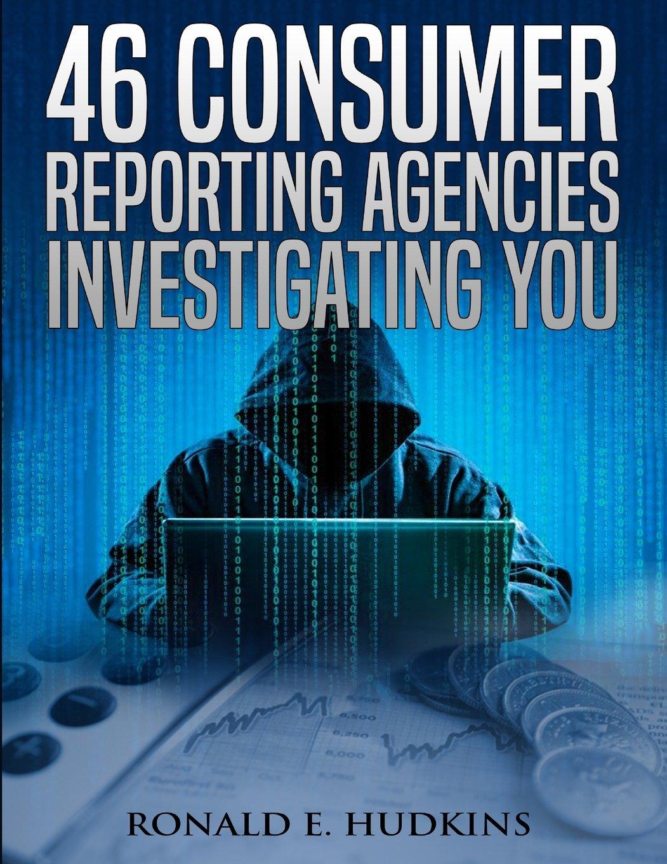 7 Consumer Reporting Agencies Investigating You: Hudkins, Ronald