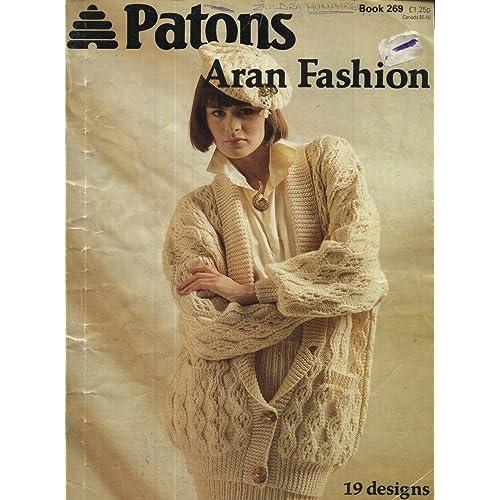 Patons Knitting Patterns Amazon