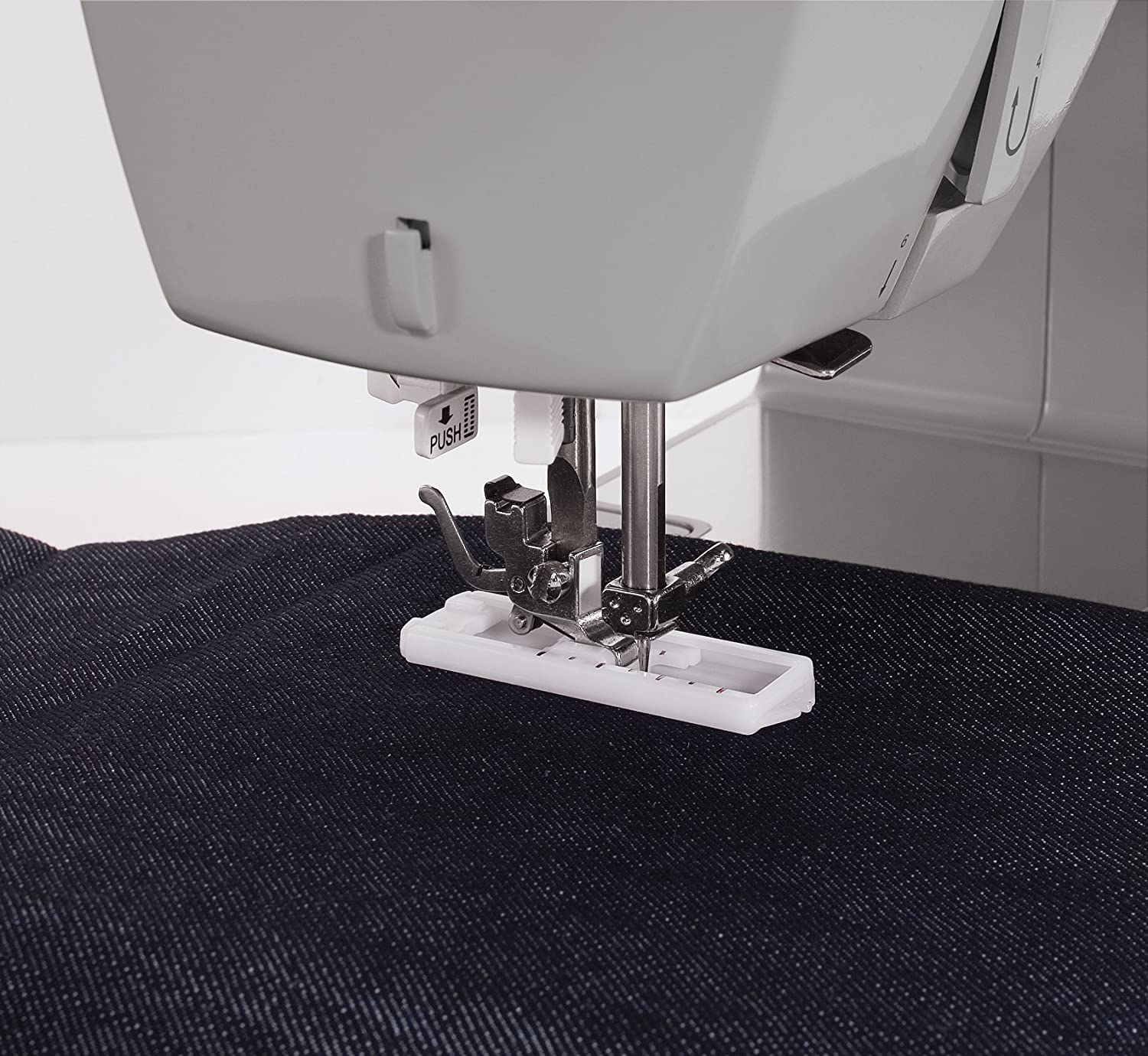 Using a sewing machine effectively