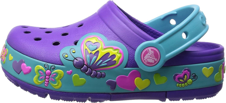 Clogs CrocsLights Butterfly Clog CROCS