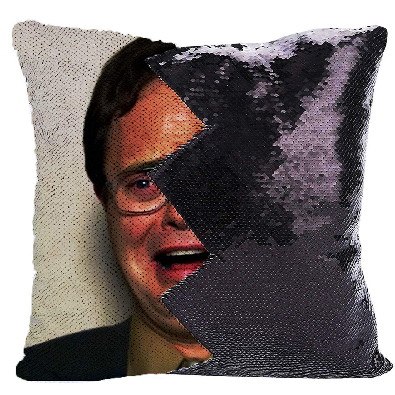 Amazon.com: K T One Office Dwight - Fundas de cojín ...