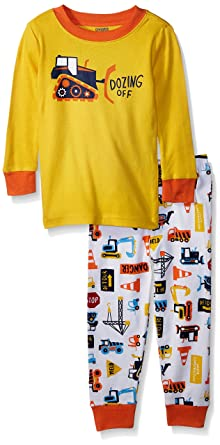 ee641973ab0c Amazon.com  Gymboree Baby Boys  Toddler 2-Piece Tight Fit Long ...