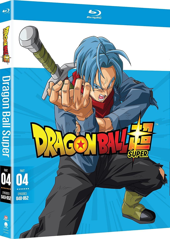 Dragon Ball Super: Part 4 Blu-ray (Dual Audio)