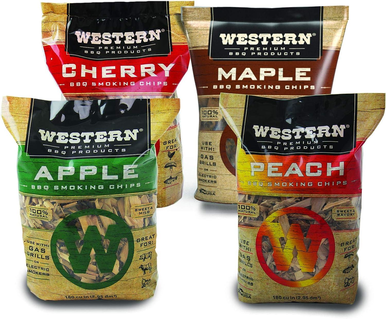 WESTERN 80485 BBQ Smoking Wood Chips