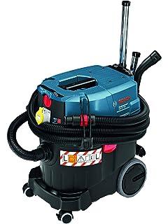 Bosch Professional GAS 55 M AFC - Aspirador seco/húmedo (1380 W, capacidad 55 l, clase polvo M, 254 mbar, manguera antiestática): Amazon.es: Bricolaje y herramientas