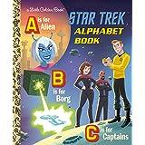 Star Trek Alphabet Book (Star Trek) (Little Golden Book)
