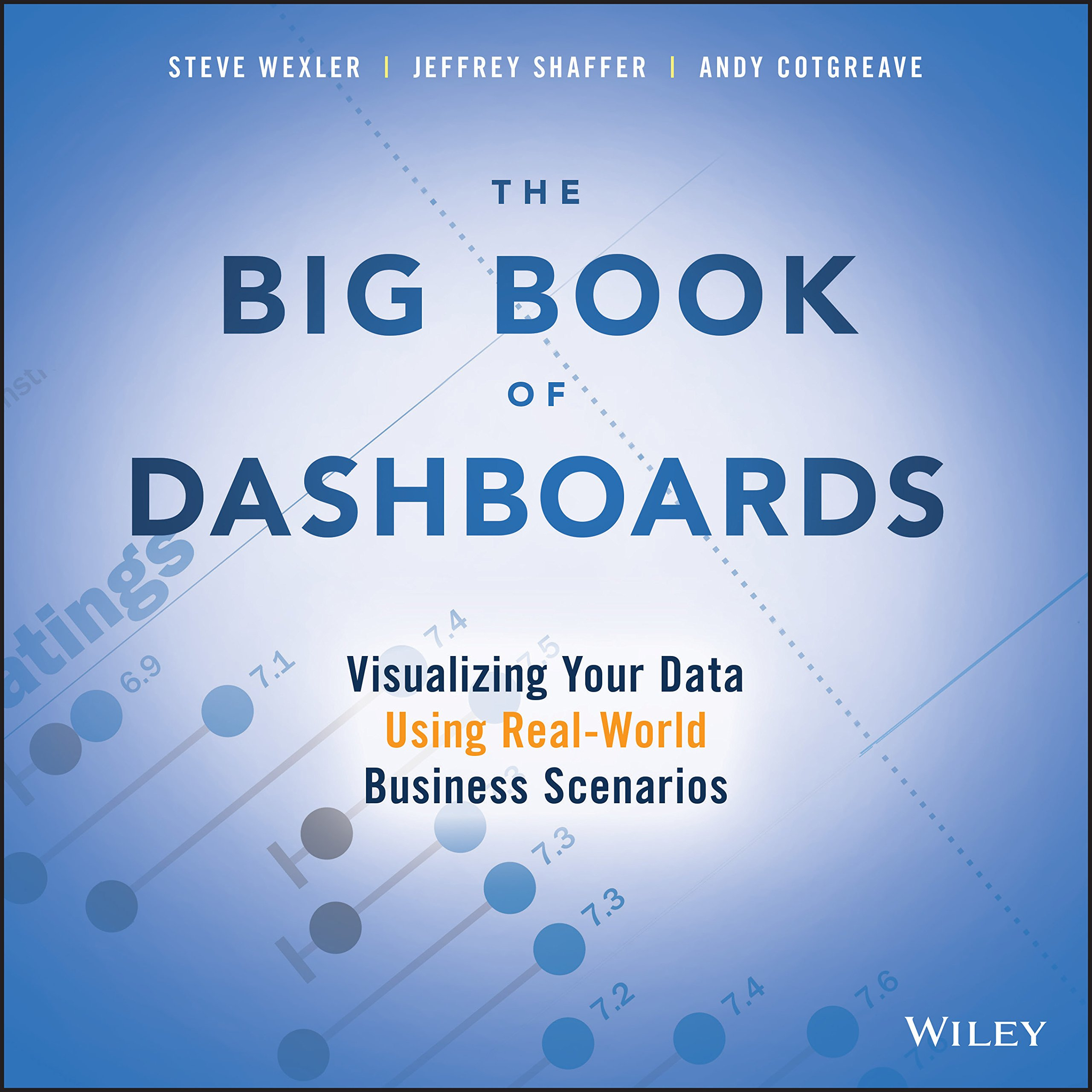 The Big Book Of Dashboards Visualizing Your Data Using Real World Wexler Steve Shaffer Jeffrey Bücher