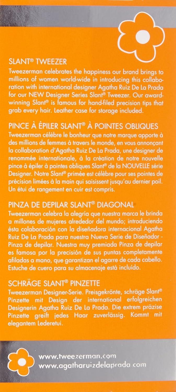 Amazon.com: Tweezerman Agatha Ruiz De La Prada Tweezer ...