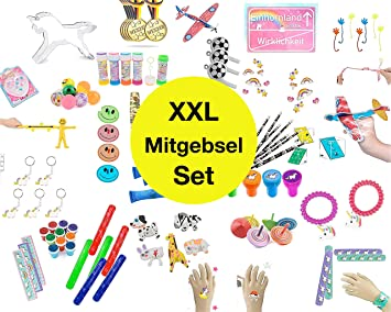 Kleinspielzeug 110 Teile Kindergeburtstag Mitgebsel Tombola Geburtstag