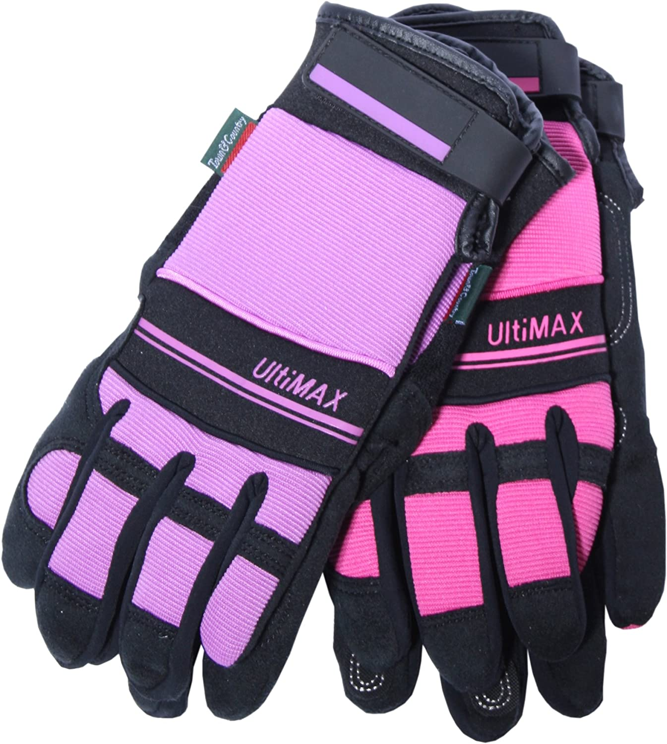 Town /& Country TGL435M Deluxe Ultimax Mens Gloves Medium