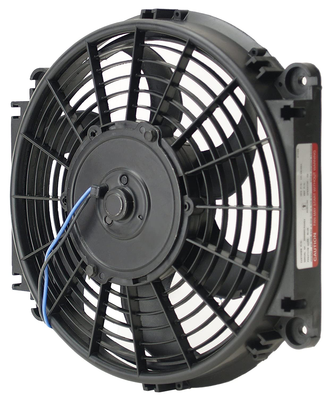 Derale 16620 10 Tornado Electric Fan Standard Kit