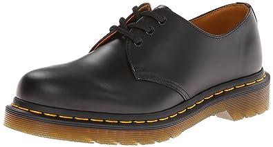 Dr. Martens 1461 Chaussures Noires Lisses 40kFh