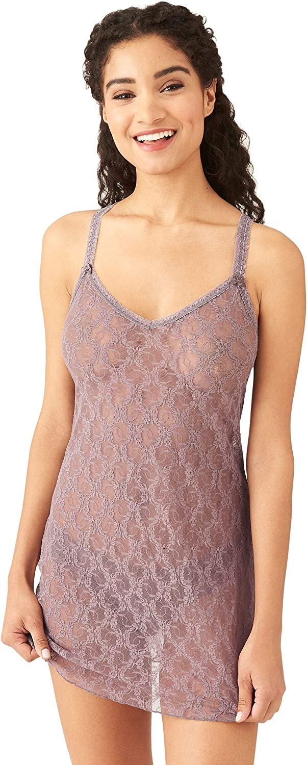 b.tempt'd by Wacoal Women's Lace Kiss Chemise at  Women's Clothing store: Apparel Full Slips