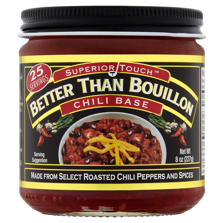 Better Than Bouillon Chili Base,8 Ounce