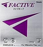 ニッタク(Nittaku) 卓球 ラバー ファクティブ 裏ソフト テンション NR-8720(スピン)