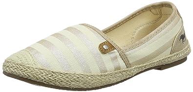 Mustang 1266-207-699, Mocassins (Loafers) Femme, (Gold), 39 EU