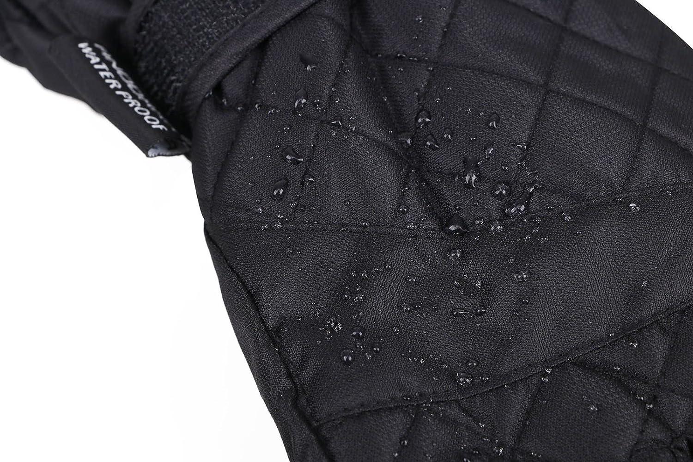 Livingston Womens Thinsulate Insulation Sports Waterproof Ski//Snowboarding Gloves