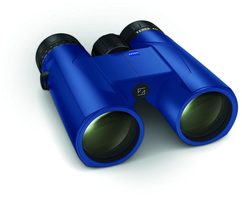 Zeiss terra ed 10x42 fernglas blau: amazon.de: kamera