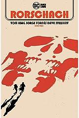 Rorschach (2020-) #2 Kindle Edition